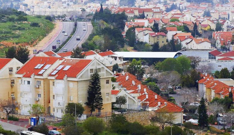 ارتفاع رخص البناء الممنوحة للمستوطنين الى الضعف