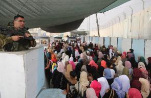آلاف الفلسطينيين يتوجهون للصلاة في الاقصى في الجمعة الثانية من رمضان