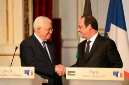 الرئيس يدعو  الدول التي تعترف بإسرائيل أن تعترف بفلسطين أيضا
