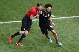 هل فكر صلاح في اعتزال اللعب لمنتخب مصر؟