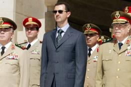 تركيا : يجب ازالة بشار الأسد عن سدة الحكم في سوريا