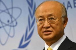 """ايران تتهم """"اسرائيل"""" باغتيال مدير الوكالة الدولية للطاقة الذرية"""