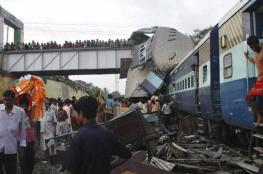 بالفيديو... قطار يقتل 60 شخصا في الهند