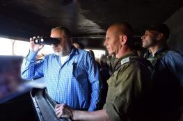 ليبرمان: لا يوجد هناك أي أزمة إنسانية في قطاع غزة!