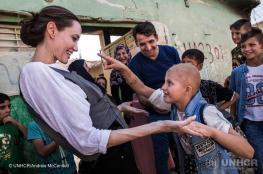 انجلينا جولي تزور الموصل العراقية : أسوء دمار رأيته في حياتي