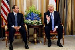 ترامب للسيسي : سأزور مصر قريباً