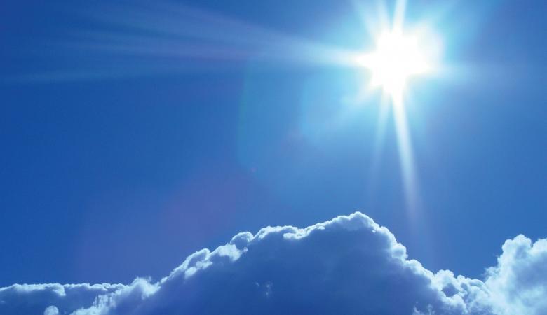 درجات الحرارة أعلى من المعدل السنوي بـ 4 درجات