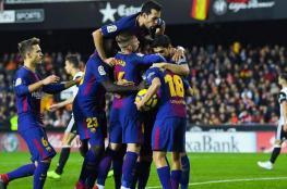 عشاق برشلونة على موعد مع خبر سعيد