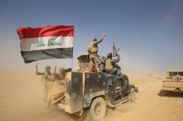 العراق يواصل مطاردة فلول داعش في الانبار