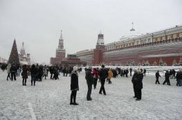"""درجات حرارة """"غير مسبوقة"""" وشتاء من دون ثلوج في موسكو"""
