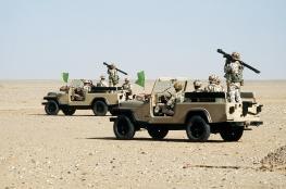 الجيش المصري يعلن تدمير 66 هدفا للعناصر المتطرفة في سيناء