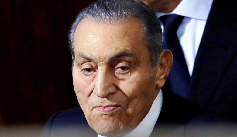 مبارك يكشف مفاجأة .. إسرائيل كانت تفكر بالانضمام لجامعة الدول العربية