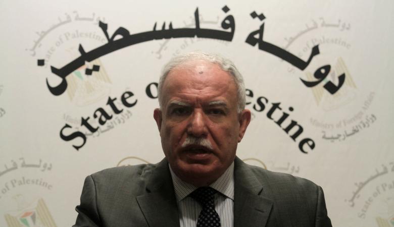 وزير الخارجية : فلسطين تعمل على حماية مصالح مجموعة 77 والصين