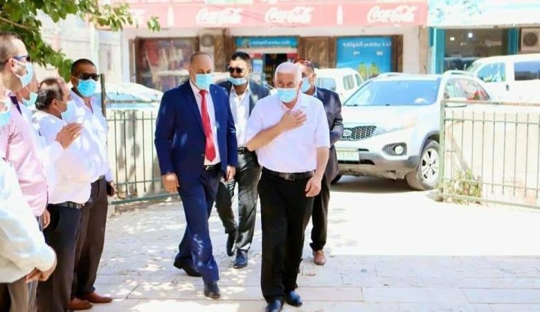محافظ بيت لحم يحذر من العودة الى الاغلاق في ظل استمرار الاصابات