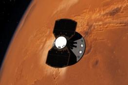 بعد رحلة خطيرة ...مركبة فضائية تابعة لناسا تهبط على سطح المريخ