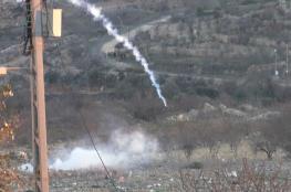 اصابات خلال اقتحام الاحتلال لبلدة بيت امر شمال الخليل