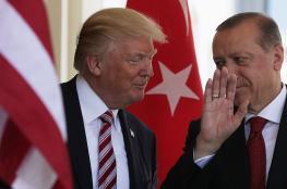 ترامب واردوغان يبحثان الضربة الامريكية المرتقبة على سوريا