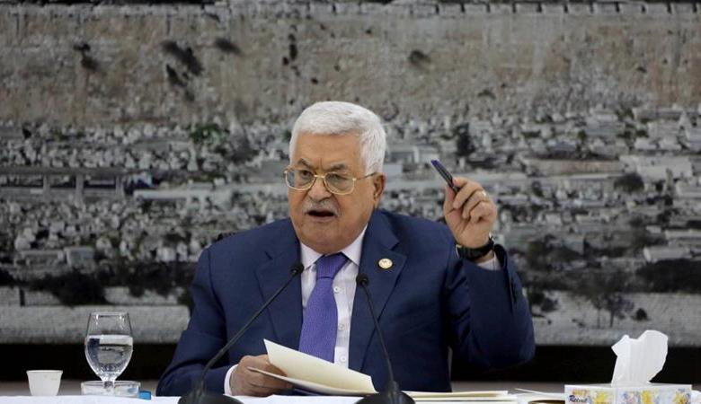 """الرئيس يلغي كافة الاتفاقيات مع """"اسرائيل واميركا """""""