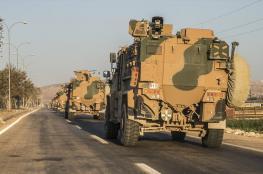 الجيش التركي يستنفر وأردوغان يحذر من تعرض ادلب لأي هجوم