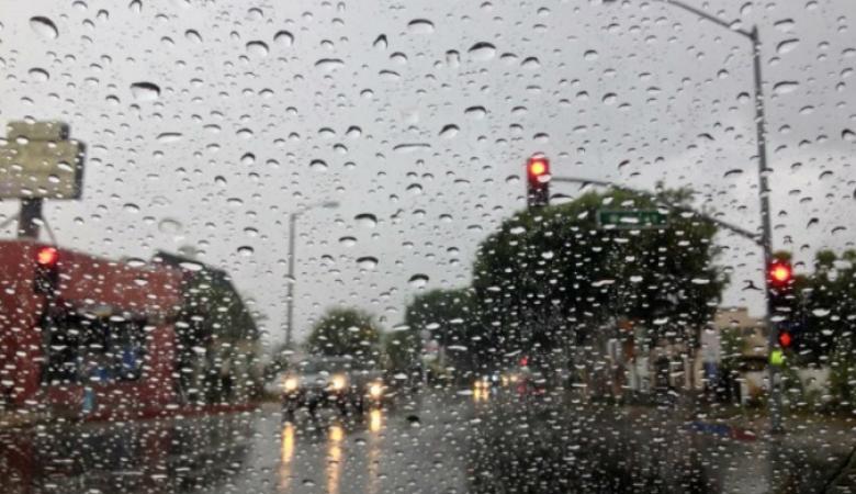 زخات من الأمطار على رام الله والشمال غدا