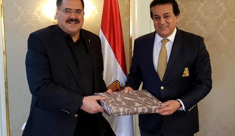 اتفاق على تعزيز التعاون التعليمي بين فلسطين ومصر