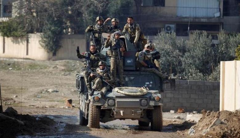 الجيش العراقي : سيطرنا على 80% من شرق الموصل