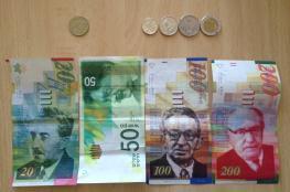 أسعار العملات مقابل الشيقل تواصل الارتفاع