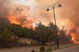 3 دول تهرع لمساعدة لبنان في اطفاء حرائقها