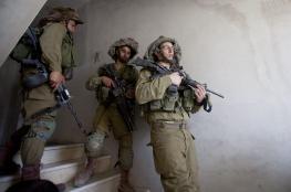 """الاحتلال  يعتقل """" 13 """" مواطناً بينهم 9 في نابلس"""