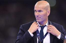 رئيس ريال مدريد يمنح زيدان حرية تقرير مصيره