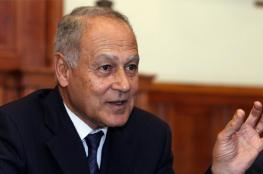 أبو الغيط: بياناً مهماً سيصدر عن القمة العربية المقبلة