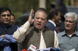 """الحكم على رئيس الوزراء الباكستاني السابق بالسجن """" 7 """" سنوات بتهم فساد"""