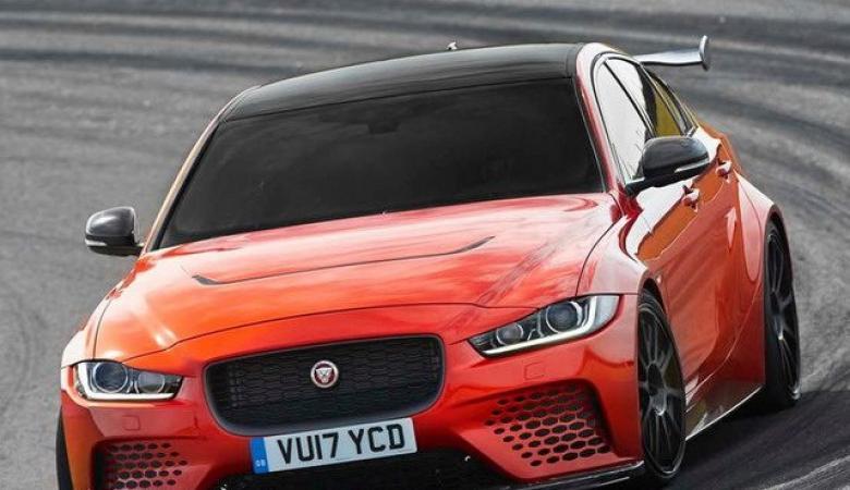 """جاكوار تكشف عن تفاصيل سيارتها """"إكس إي إس في بروجكت 8"""" الجديدة"""