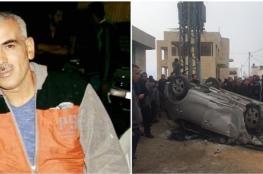 مصرع مواطن واصابة آخرين بجراح بينها خطيرة في حادث