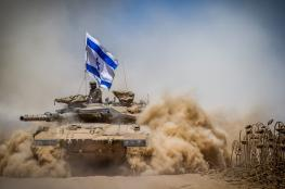 قوات الاحتلال تطلق النار على نقطة للمقاومة وسط القطاع