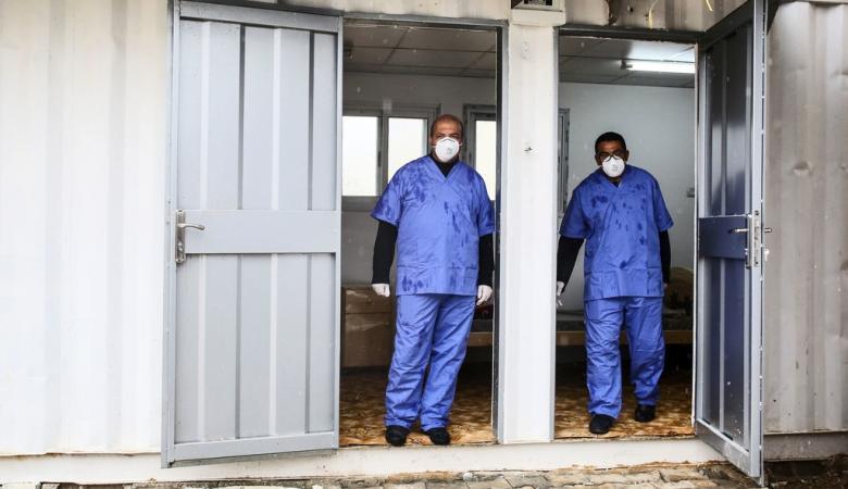 """وزارة الصحة : فلسطين خالية من فيروس """"كورونا """""""