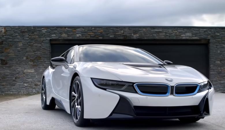 """""""BMW"""" تطلق سيارة كهربائية متطورة (فيديو )"""