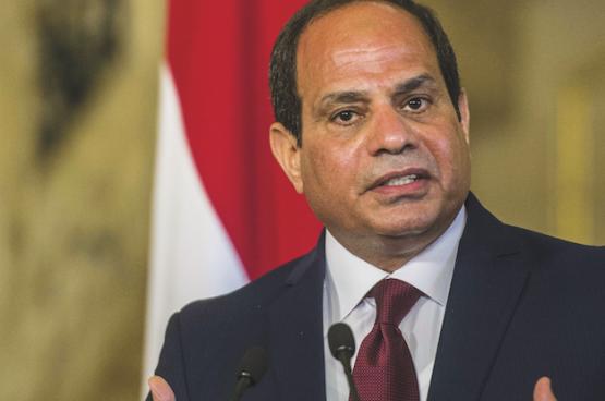 السيسي يتهم داعش بارتكاب مجزرة المنيا والطيران المصري ينتقم بقصف ليبيا