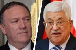 "رئيس "" CIA ""يجتمع بالرئيس عباس في رام الله"