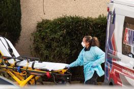 واشنطن تعلن تسجيل اول حالة وفاة بفيروس كورونا