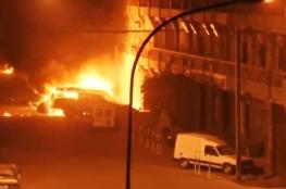 """""""داعش"""" يعلن مسؤوليته عن مقتل 24 جنديا في بوركينا فاسو"""