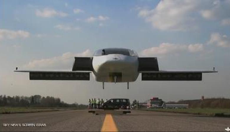 شاهد:  أول سيارة طائرة تنجح في التحليق بأمان