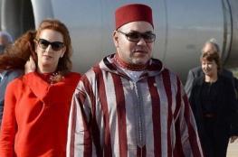 ملك المغرب ينفي شائعات هروب زوجته السابقة