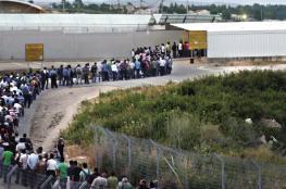 بسبب أزمة حادة ...اسرائيل ستطرح وظائف جديدة للفلسطينيين في الضفة الغربية