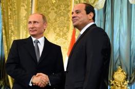 بوتين والسيسي يفتتحان أول قمة روسية أفريقية