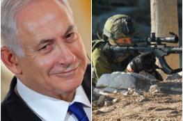 نتنياهو وليبرمان عن قتل الفلسطينيين : كل الاحترام للجنود الابطال