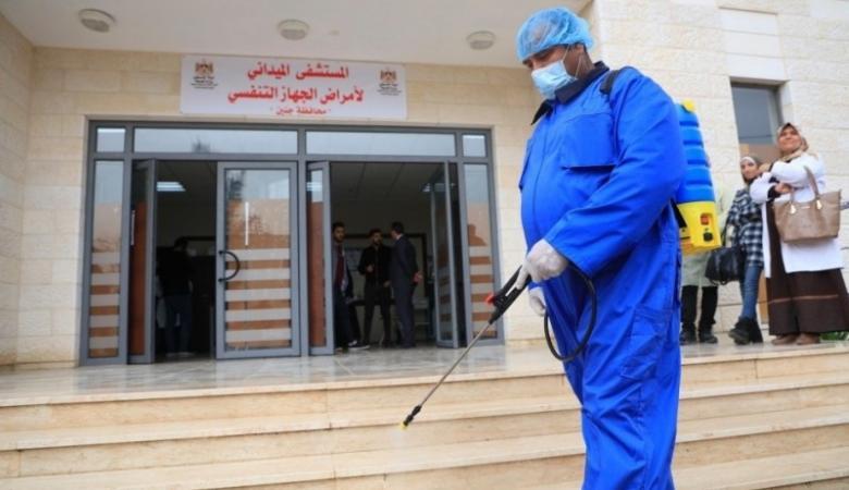 تسجيل 7 إصابات جديدة بفيروس كورونا في جنين