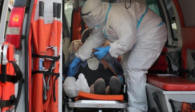 """""""اسرائيل """" تسجل أكثر من 600 اصابة جديدة بفيروس كورونا"""