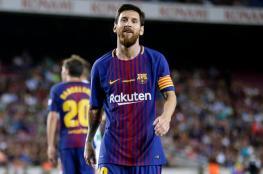 """برشلونة يسعى للحفاظ على نجمه """"ميسي """" بعقد غير مسبوق"""