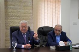 الرئيس : جهاز المخابرات الفلسطينية ساهم بارساء الامن في المنطقة والعالم
